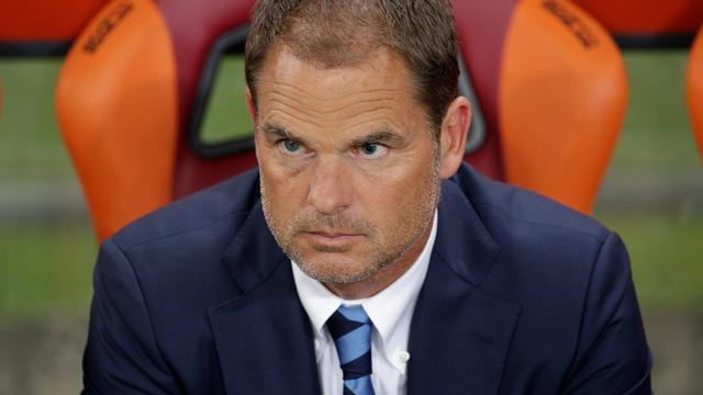 De Boer verliest met Inter van Roma, Van Persie bezorgt Fenerbahçe punt