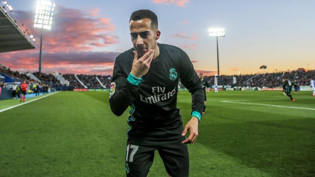 Real Madrid wint zonder Ronaldo nu wel van Leganes