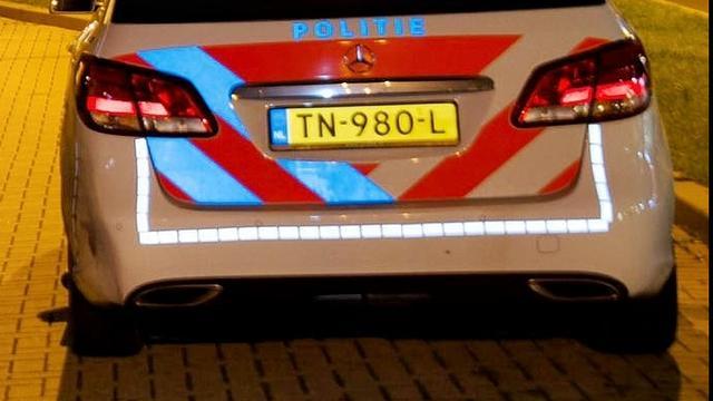 Politie arresteert automobilist bij Kruiningen wegens gewapende overval