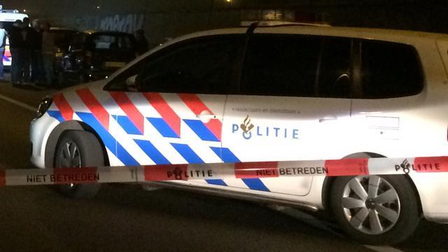 A9 bij Spaarndam ruim twee uur dicht na ongeluk met meerdere auto's
