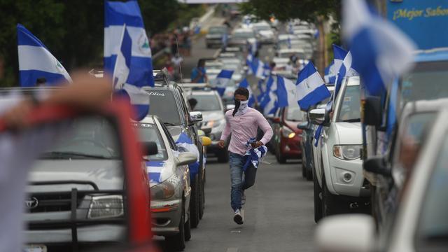 VN: 'Regering Nicaragua zet mensen gevangen en doodt ze zonder proces'