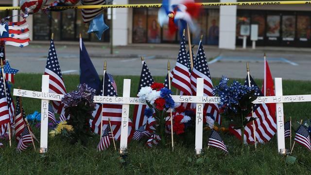 Vijfde militair overlijdt na schietpartij op basis Tennessee