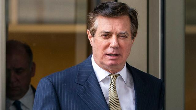 Aanklager Mueller wil Trumps ex-campagneleider Manafort terug in cel
