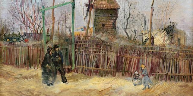 Nooit eerder vertoonde Van Gogh drie dagen lang tentoongesteld in Zuid