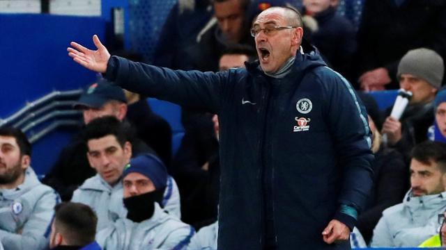Boze Sarri merkt dat hij spelers Chelsea 'erg moeilijk' kan motiveren