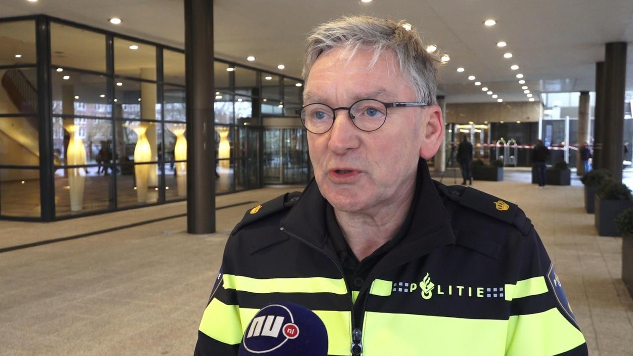 Politie: 'Als bombrief gesloten blijft, geen gevaar voor explosie'