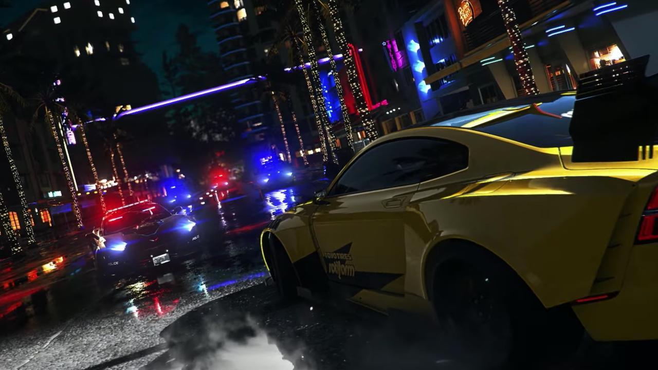 Bekijk de trailer van Need for Speed Heat