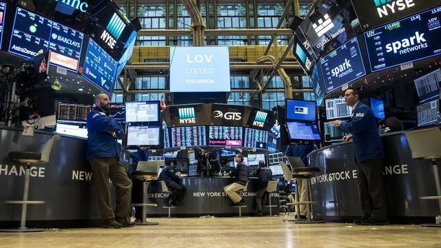 Tesla en Spotify onderuit op Wall Street