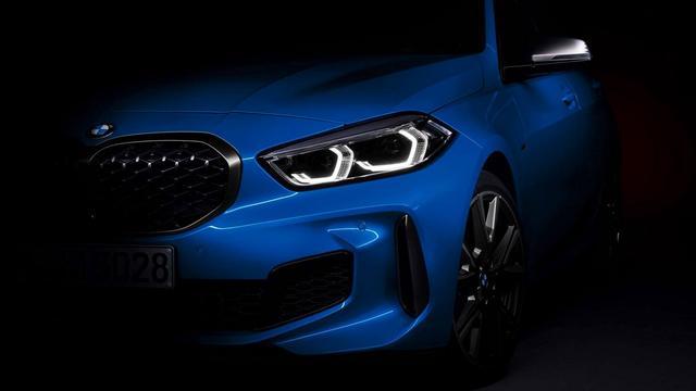 Onthulling nieuwe BMW 1-Serie is aanstaande