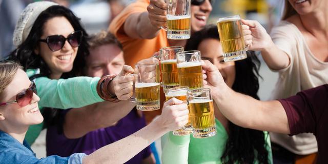 Bier in Tsjechië het goedkoopst van Europa