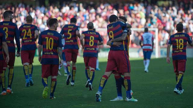 Luis Enrique vindt dat Barcelona Spaanse titel verdiend heeft