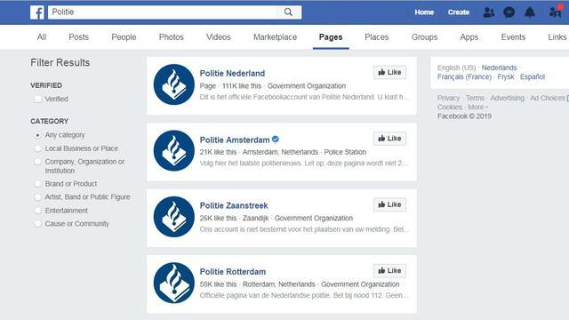 Waarom politieagenten persoonlijke en heftige berichten delen op Facebook