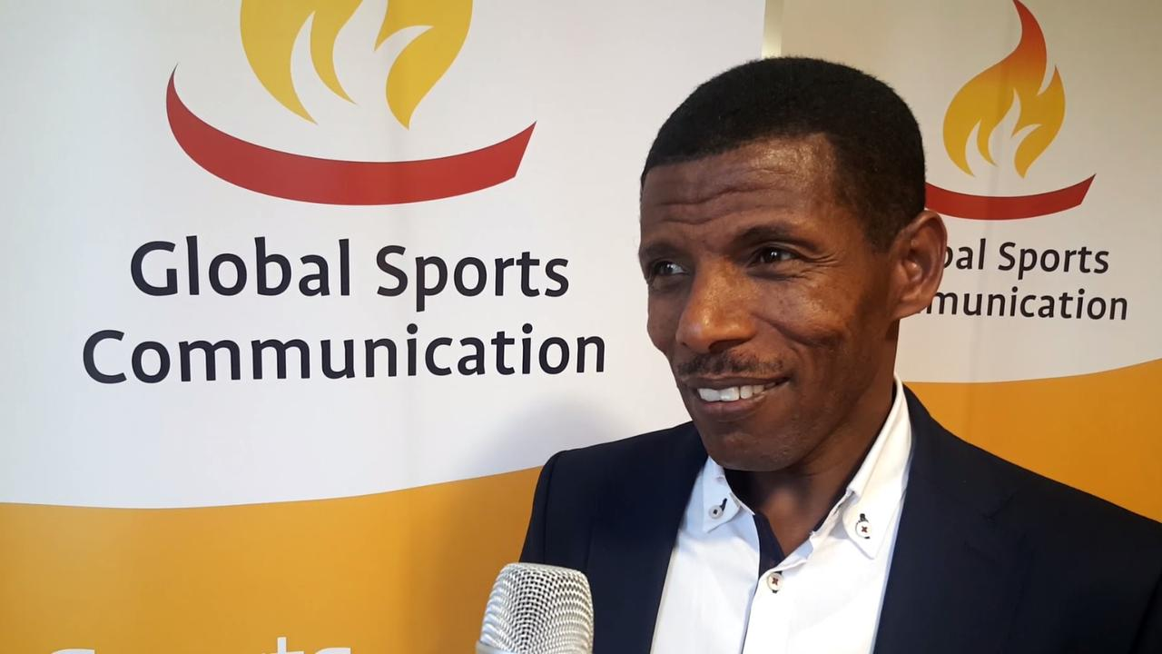 Haile Gebrselassie over Sifan Hassan