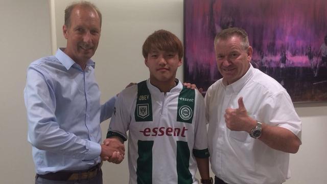 FC Groningen huurt Japans jeugdinternational Doan van Gamba Osaka