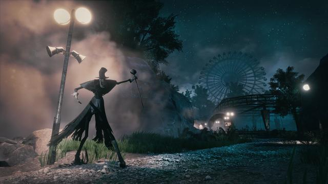 Horrorgame The Park begin volgend jaar naar PS4 en Xbox One