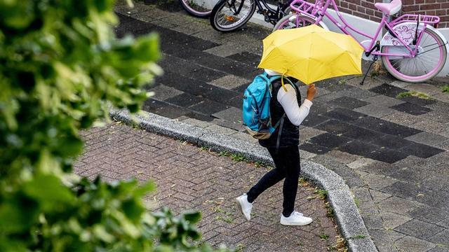 Weerbericht: Bewolkte en regenachtige dag