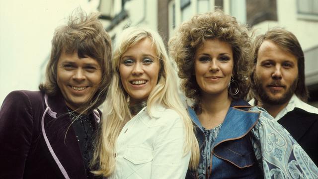 ABBA treedt voor het eerst in dertig jaar op