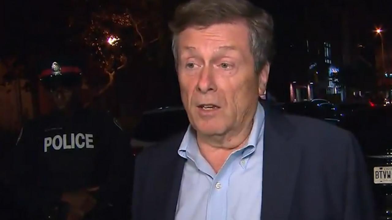 Burgemeester Toronto: 'Schietpartij bewijst wapenprobleem'