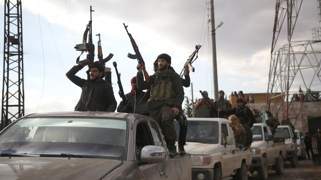 VS: Troepen alleen weg uit Syrië als Turkije veiligheid Koerden garandeert