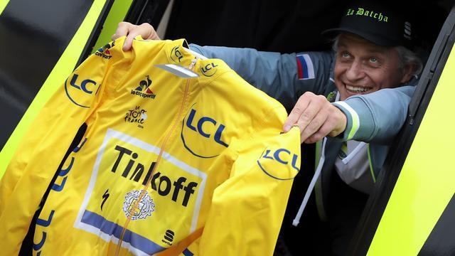 Tinkov pleit voor maximaal 140 renners in Tour de France