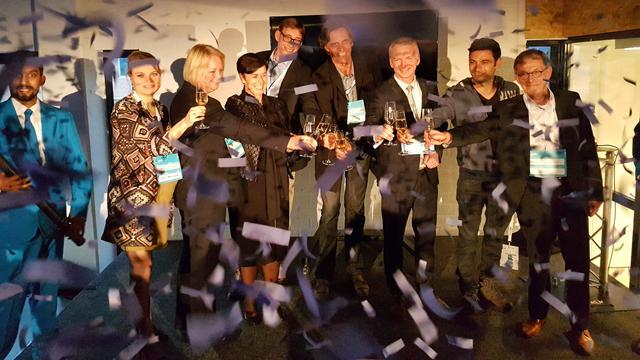 HUBspot officieel geopend aan de Langegracht