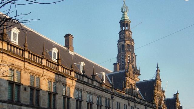 Leidse stadhuis genomineerd voor energieopwekkendste stadskantoor