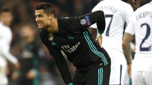 Ronaldo wil na nederlaag bij Spurs niets weten van crisis bij Real