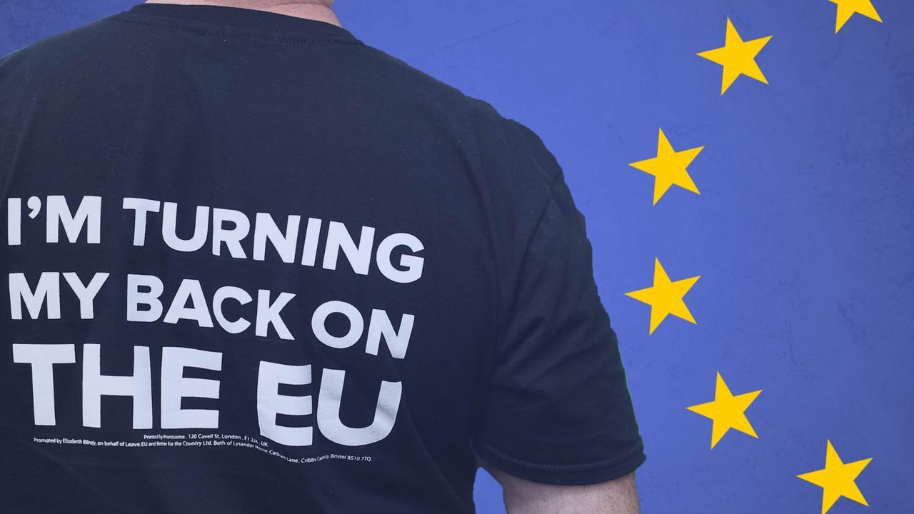 Eurosceptisch: Niet iedereen is het om dezelfde reden
