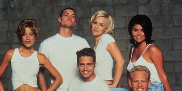 Originele cast Beverly Hills maakt eenmalige televisiespecial