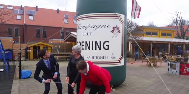 Tuinstadwijk viert oplevering nieuwbouwwoningen