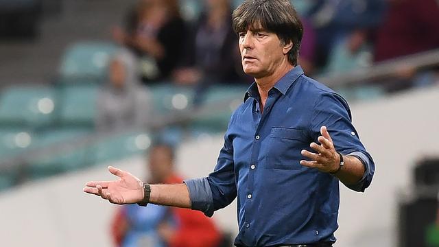 Duitse bondscoach Löw wil zware straffen voor dopingzondaars