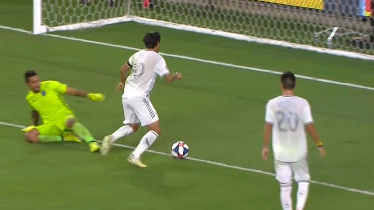 Carlos Vela scoort voor Los Angeles FC na weergaloze solo