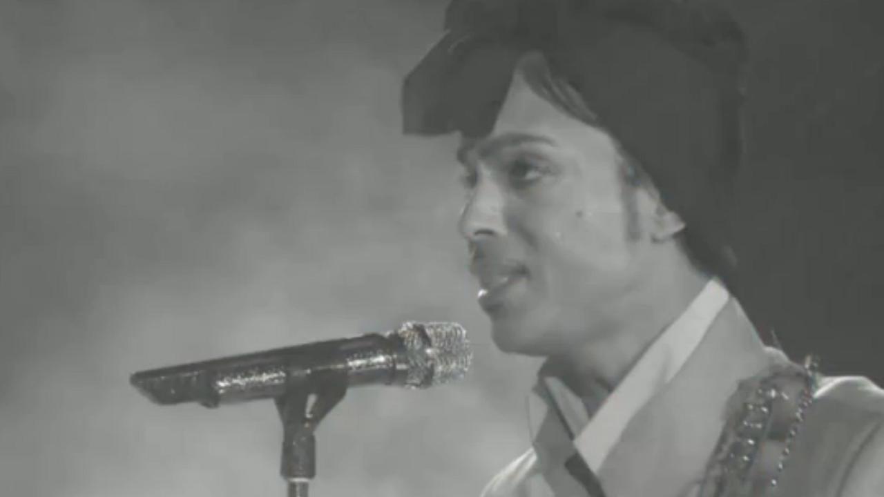 Prince (57) overleden