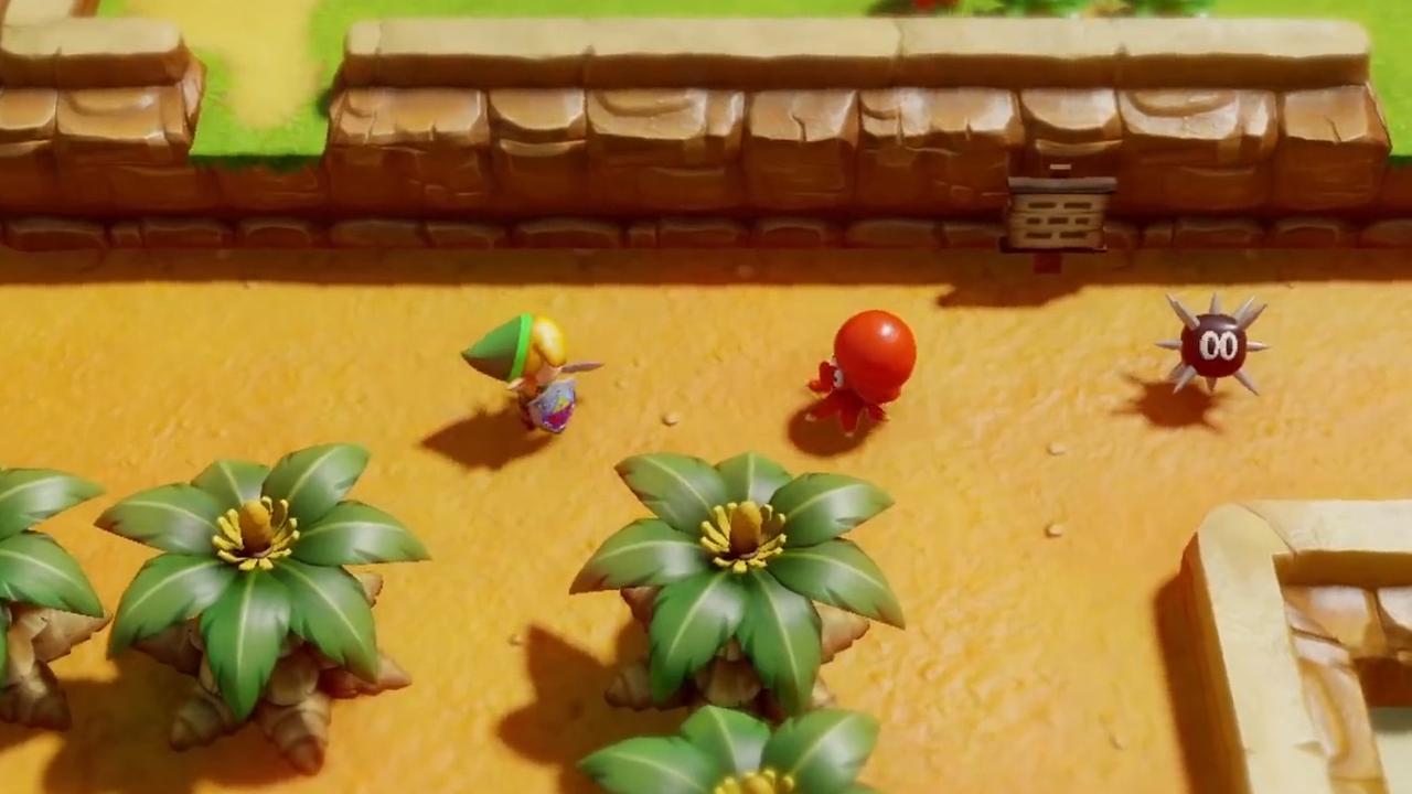 Nintendo toont beelden van Zelda-remake en Mario Maker 2