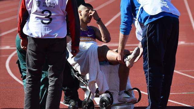 Europees kampioen Gemili ontbreekt mogelijk op WK atletiek