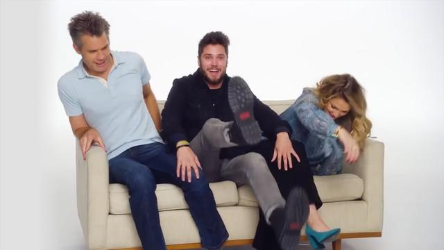 Drew Barrymore helpt met bijzonder huwelijksaanzoek
