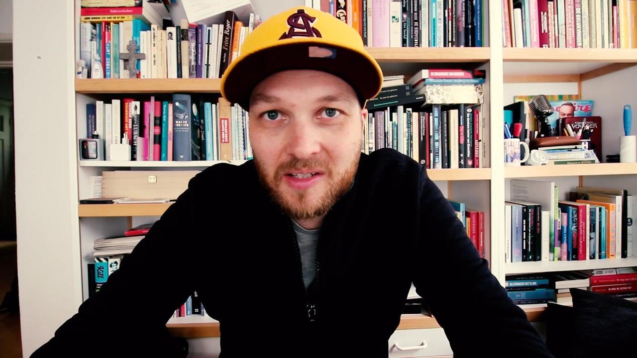Mededeling in videoblog Arjen Lubach