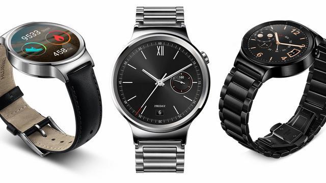 Android-smartwatch Huawei krijgt prijs van minstens 399 euro