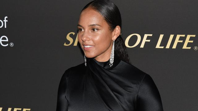 Alicia Keys in 2020 wederom presentatrice van Grammy Awards