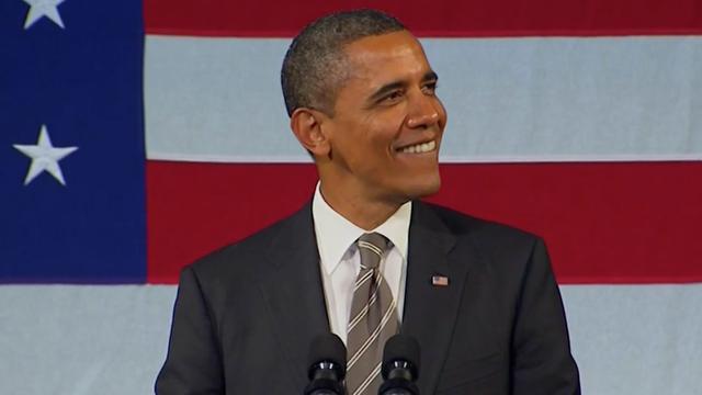 Acht jaar Obama: dit zijn de hoogtepunten uit zijn toespraken