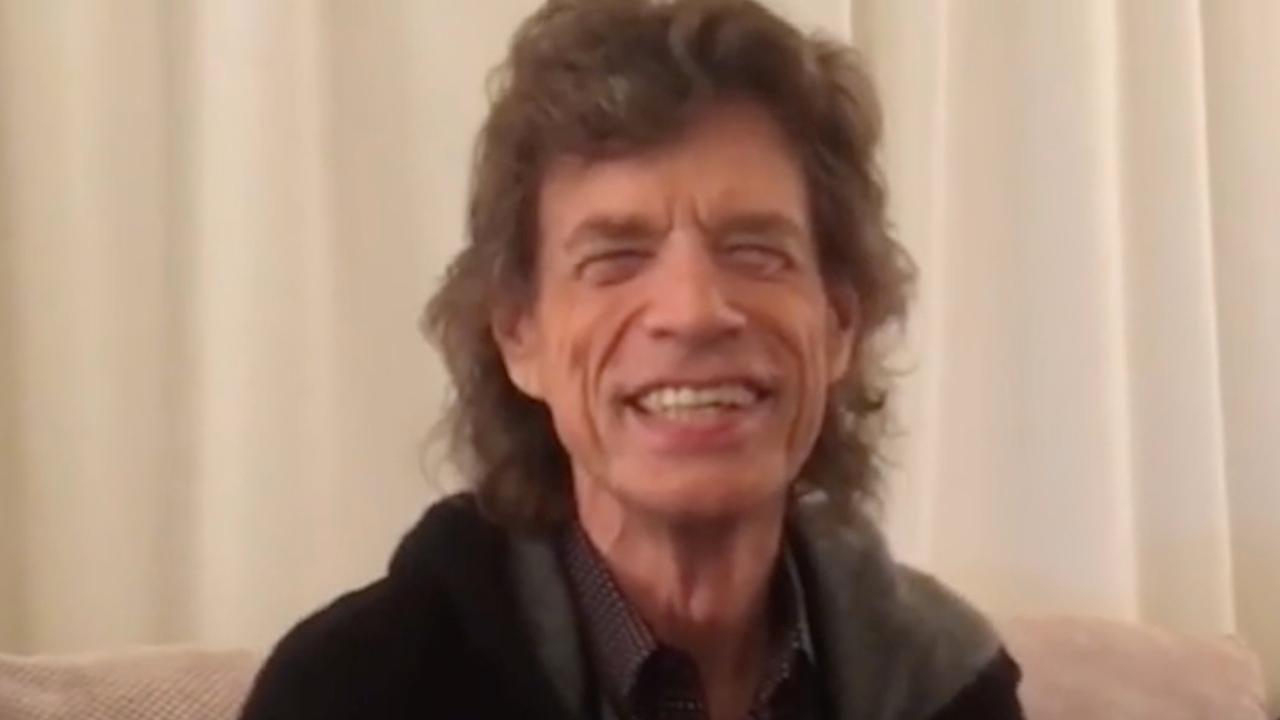 Mick Jagger zingt 'Heb je even voor mij' van Frans Bauer