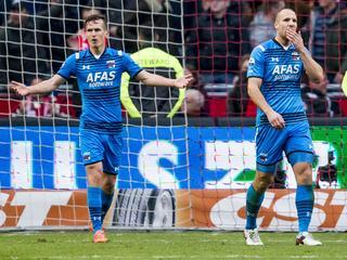 'We durfden niet te voetballen en in de eerste helft werden we overlopen'