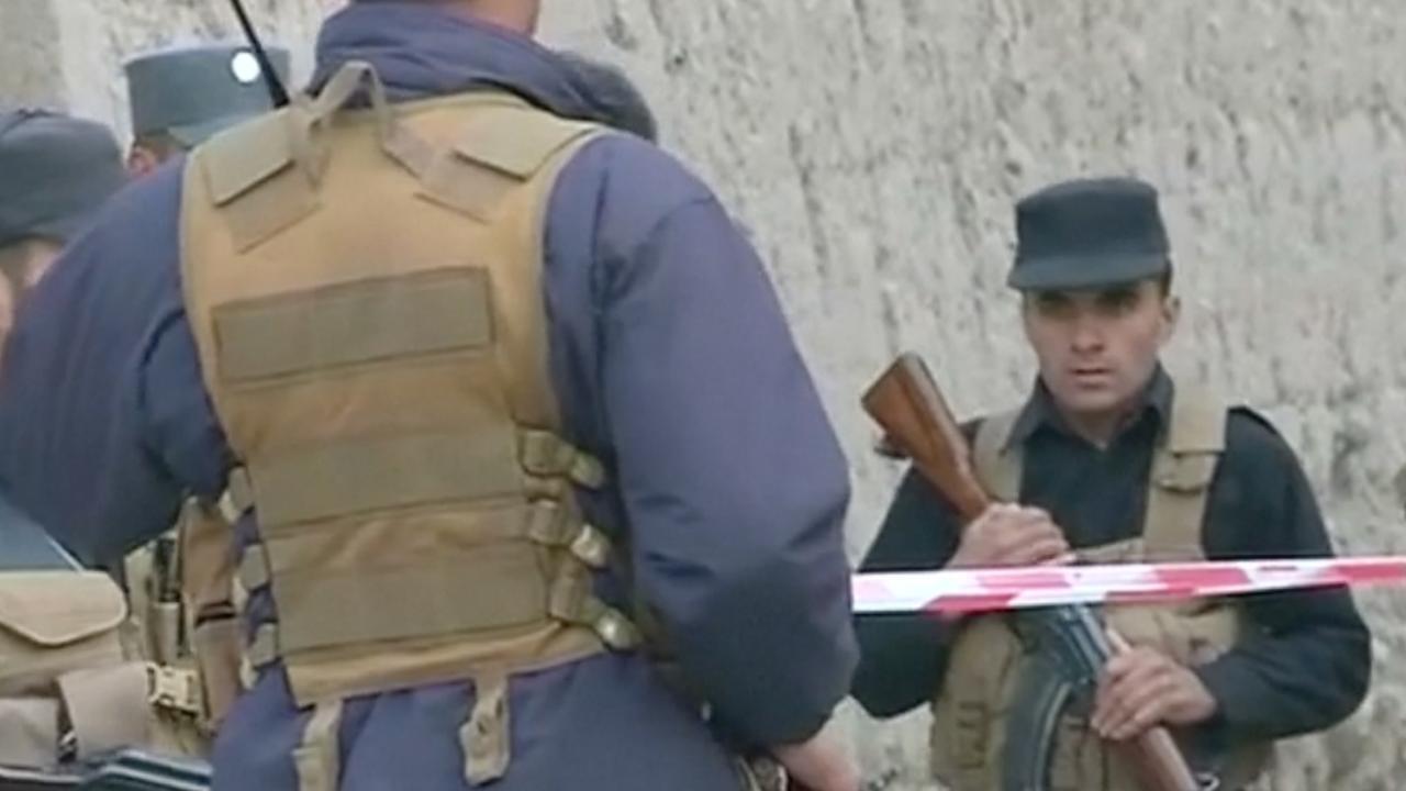 Doden en gewonden bij aanslag op moskee in Kabul