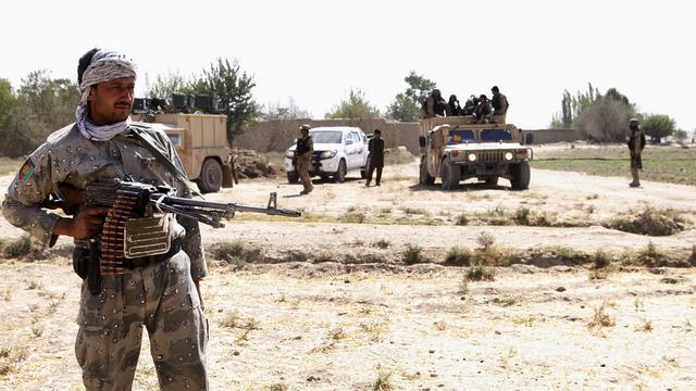 Leger Afghanistan herovert Kunduz op Taliban