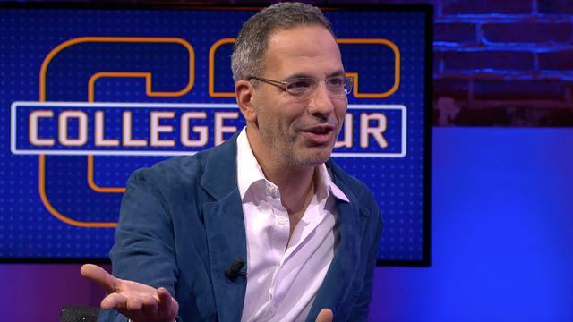 Chefkok Ottolenghi: 'Nog geen rol voor voedsel bij oplossen oorlogen'