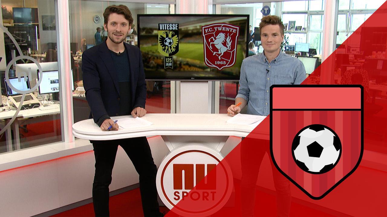 Aftrappen: Twente hoopt op Juve-scenario, Advocaat kwelt Feyenoord
