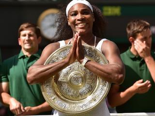 Amerikaanse haalt vierde Grand Slam-titel op rij binnen