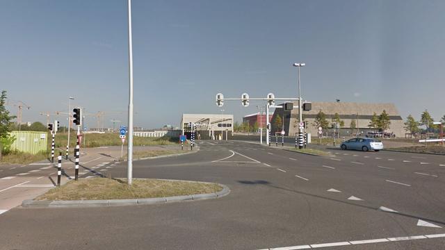 Bijrijder scooter gewond door ongeval Stadsbaan in Leidsche Rijn