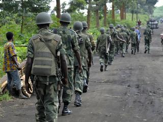 Bij etnische aanval hebben militieleden van Mai-Mai Mazembe 25 Hutu's onthoofd