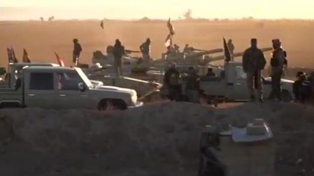 Irak start nieuwe operatie tegen IS bij grensgebied met Syrië